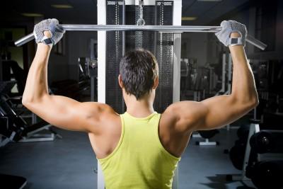 Упражнения с резиновой лентой: комплекс Упражнения с